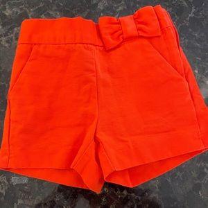 EUC Janie and Jack shorts